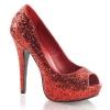 TWINKLE-18G Red Glitter